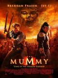 The Mummy - Tomb of the Dragon Emperor