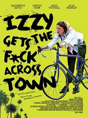 Izzy Gets the Fuck Across The Town